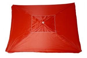 Зонт 3х4 метра (квадратный) с клапаном (EM-35)